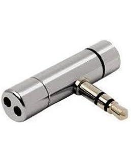 LKM – Security LKM-MIC01- Micrófono Ideal para cámaras IP, Plateado, Moderno