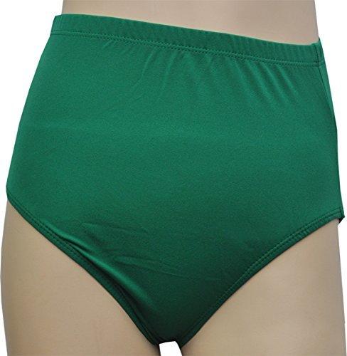 Morris Costumes Women's Trunks Kelly Green Large, Model: UA03GRLG, Sport & (Leg Avenue Garden)