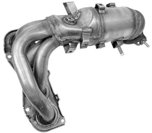 2005 scion tc catalytic converter - 1