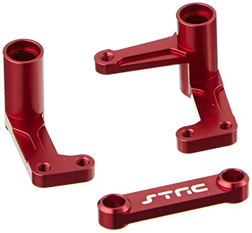 ST Racing Concepts ST3743XR Bell Crank Set with Bearings Slash, Rustler and Bandit (Red)