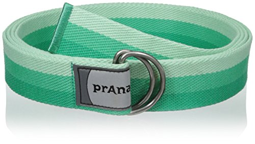 PrAna Raja Yoga Strap, Cool Green, One Size