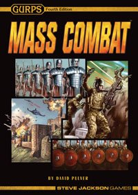 Gurps 4th Edition: Mass Combat