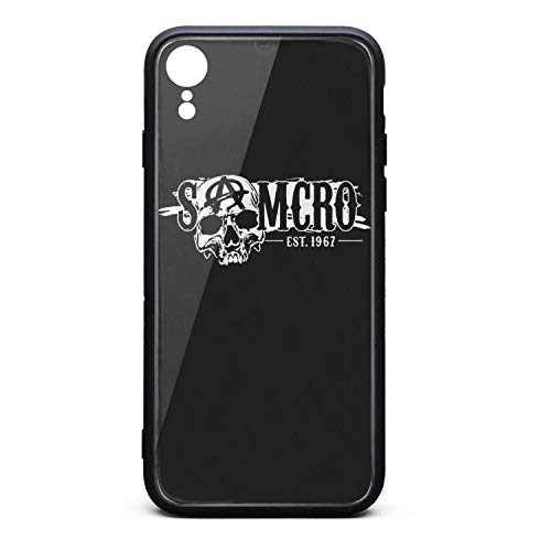 iPhone xr Case Sons-of-Anarchy-Stickers- Slim Flexible Shockproof Case for iPhone xr Case