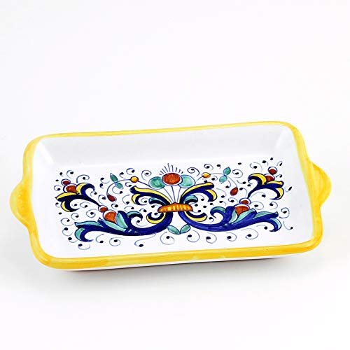 RICCO DERUTA: Butter Dish - Small Tray [#9510-RIC]