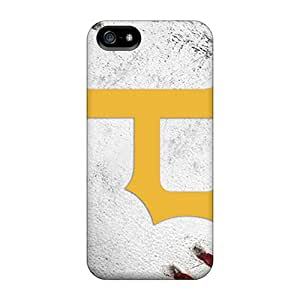 Iphone 5/5s Lhq1846mEvJ Special Colorful Design Pittsburgh Pirates Pictures Shock-Absorbing Cell-phone Hard Cover -CassidyMunro