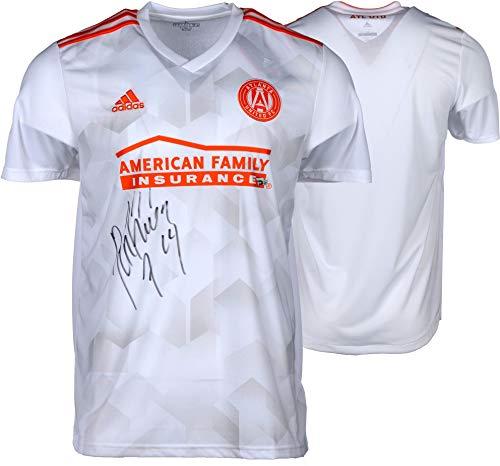 Josef Martinez Atlanta United FC Autographed White Adidas Replica Jersey - Fanatics Authentic Certified (Martinez Signed Jersey)