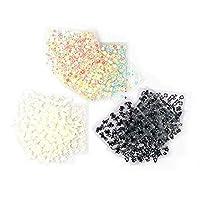 Nuevo 50 hojas de diseño 3D Nail Art Sticker Decal manicura