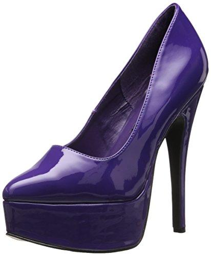 Kengät Violetti 652 Pumppu Naisten prince Alustan Ellie OpqdYOw
