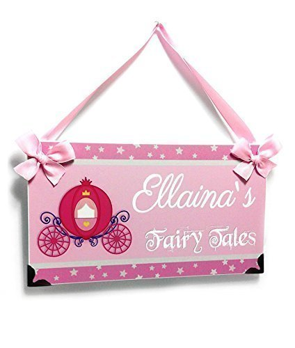 Fairy Tales, Pink Princess Carriage Theme ()