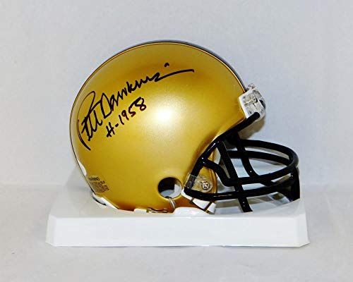 Pete Dawkins Autographed Army Black Knights Mini Helmet W/H-1958- JSA W Auth from The Jersey Source Autographs