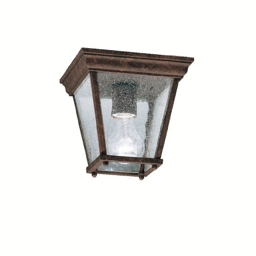 Kichler 9859TZ Light Outdoor Ceiling
