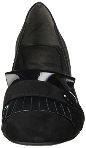 Marco Tozzi Damen 24401 Pumps Schwarz (Black Comb)