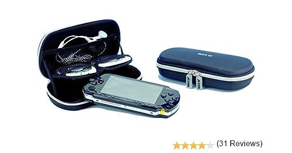 Beco PSP - Caja para portátil PSP, Color Azul Marino: Amazon.es: Informática