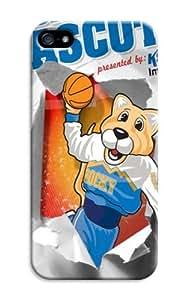 LarryToliver Customizable Baseball Z Mascots iphone 6 plus(5.5) Case Cover for Guys New Design Phone Case