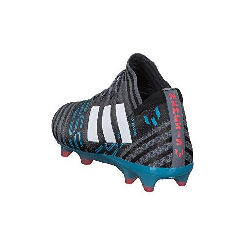 Scarpe Da Calcio Adidas Uomo Nemeziz Messi 17.1 Fg, 46 Eu Grigio (grigio / Ftww / Cblack)