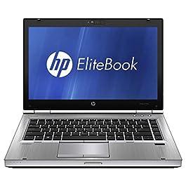 HP Elitebook 8470p Laptop webcam optional – Core i5 2.5ghz – 8GB DDR3 – 500GB HDD – DVD – Windows 10 home – (Renewed)