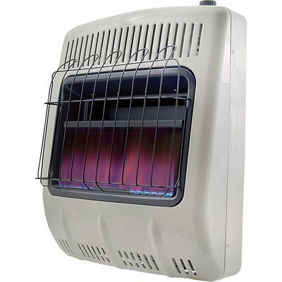 natural gas heater with blower - 5