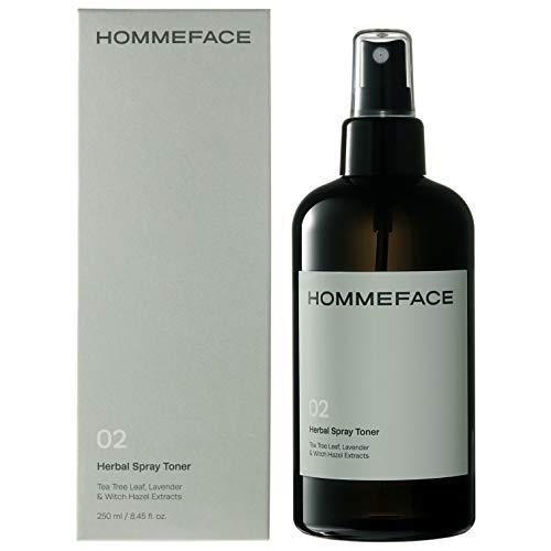Herbal Spray Face Toner for Men, Alcohol-Free
