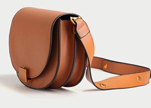 Petit Décontracté Bag Carré à Brown Dames Cross Sac Shopping Body Sacs à Main Sac Bandoulière De xqg7061