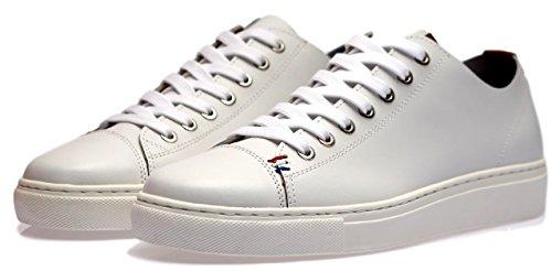 Blacklabel handmade PP2004 White sneakers prime 88aFqp