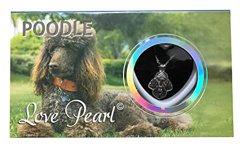 Love Pearl Creations Dogs Wish Kit with Pendant - Poodle Pearl