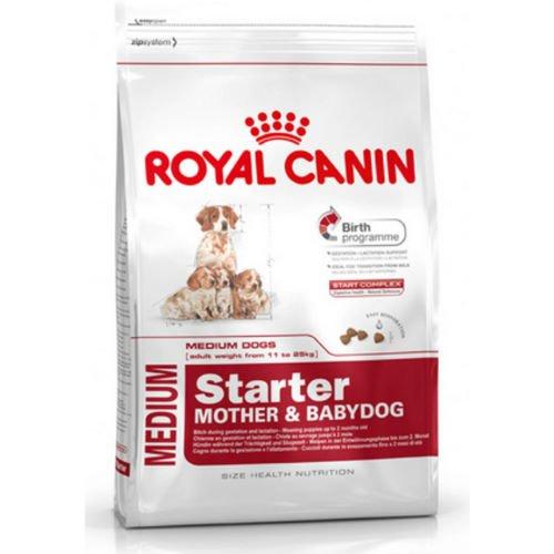 Royal Canin Medium Starter Mother & Babydog Dogs Food 12kg
