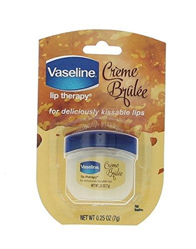 Vaseline Creme Brulee Lip Balm