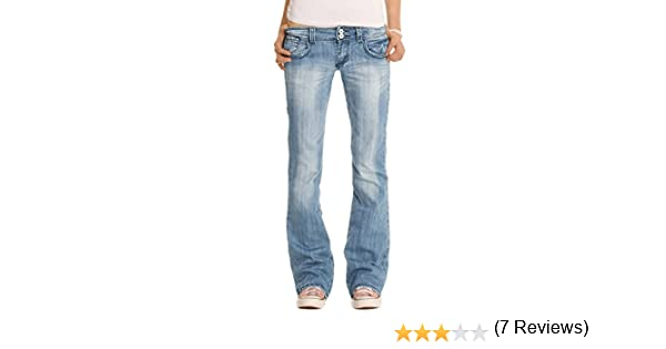 Bestyledberlin - Pantalones Vaqueros Bootcut Femenina, Pantalones Vaqueros, Impacto Jeans j06x bootcutjeans