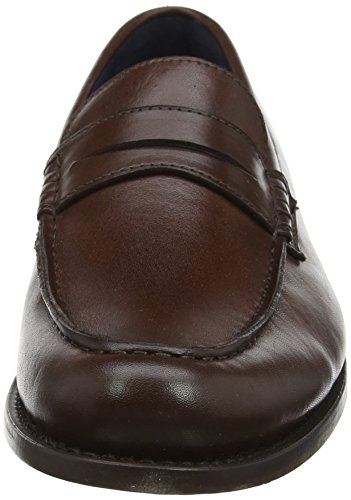 ChathamMcqueen - Mocassini Uomo, Marrone (Brown (Dark Brown)), 40