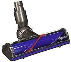 This is an O.E.M. authorized part. Fits various Dyson models. OEM Part Number 966084-01. Made in United States.There is a clog in the vacuum and does not allow the roller to spin. The customer needs to clean out the dirt from the tube to allow the ai...