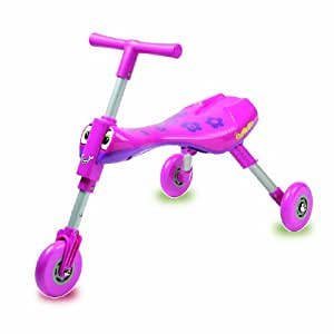 D'Arpèje - Outdoor Play-Scuttle Bug - Carrier plegable - 3 ruedas