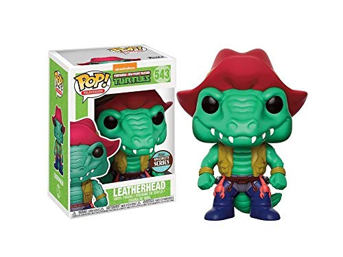 Figura Pop! Teenage Mutant Ninja Turtles Leatherhead Speciality
