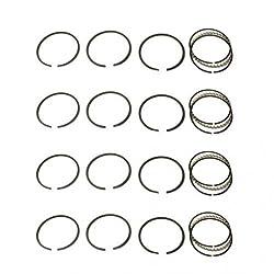 """Piston Ring Set - .030"""" Oversize - 4 Cylinder"""