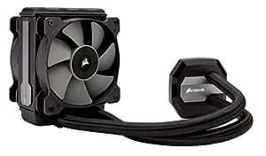 Corsair CW-9060024-WW Hydro Series H80i v2 Extreme Performance Liquid CPU Cooler, Black