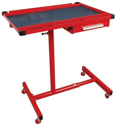 ATD Tools (7012 Heavy-Duty Mobile Work Table with Drawer by ATD Tools