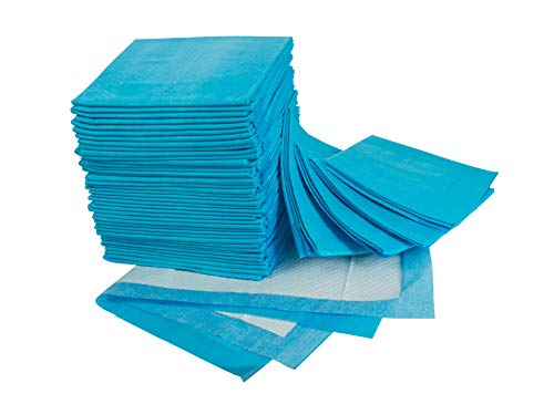 Remedies Disposable Underpads with Ultra Absorbent R4094 45g Fluff Fill 23x36 Inches (Pack of 150) ()