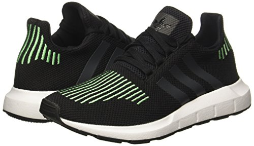 Hommes Neguti Ftwbla negbas Noir Adidas Pour Run Baskets Swift x0nH6p