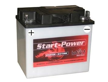 Batería 12 V 30 Ah C60-N30-A (187 x 130 x 170