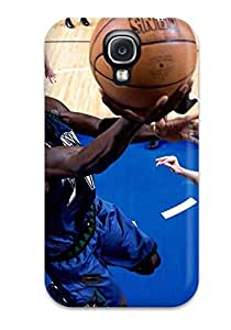 minnesota dallas nba basketball kevin garnett minnesota timberwolves wolves NBA Sports & Colleges colorful Samsung Galaxy S4 cases