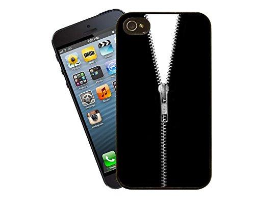 Reißverschluss 1 Telefon Gehäuse-Design für iPhone 5 / 5 s - Cover von Eclipse-Geschenkideen