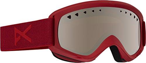 - Burton/anon Helix Goggle With Spare Lens BLAZE/SILVER AMBER O/S