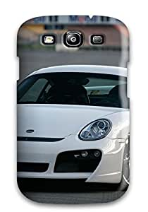 Galaxy Cover Case - Porsche Desktop Background Protective Case Compatibel With Galaxy S3