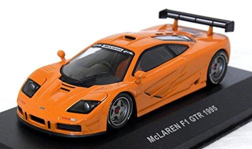 1/43 McLaren F1 GTR Prototype 1995(オレンジ) 「PALMA 43」 IXO Limited Edition 40001