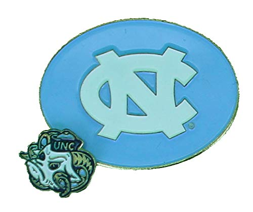 North Carolina Tar Heels Lapel Pins - Alumni Association North Carolina Tar Heels Lapel Pin Gold