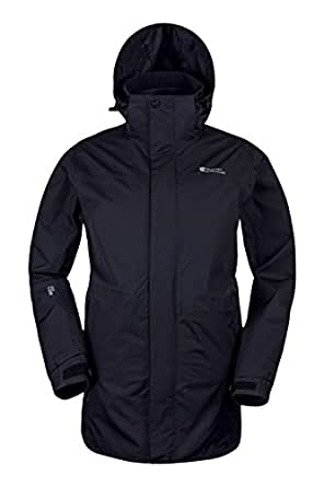 Mountain Warehouse Glacier Extreme Mens Long Waterproof