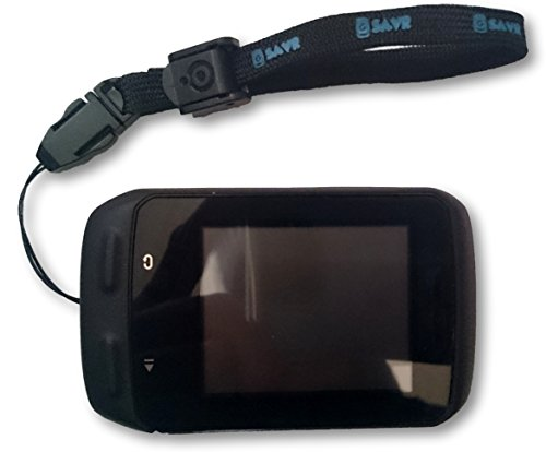 G-SAVR 2-Pack: Lanyard / Tether / Leash - For your Garmin Edge 200, 500, 510, 520, 800, 810, 1000 - Also for Wahoo, Polar, Lezyne, Cateye, Sigma, or any other Cycling Bike GPS Computer (Aero Sport Armband Case)