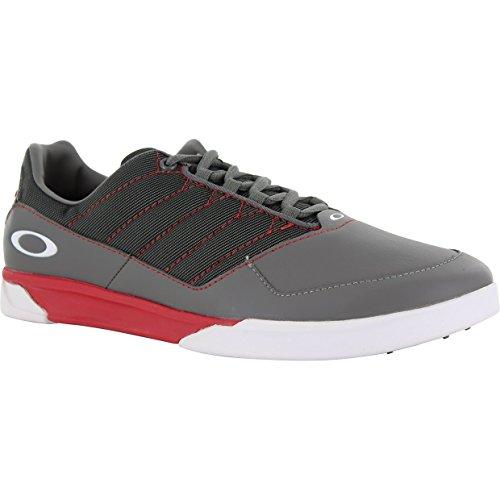 Oakley Sector Men's Golf Shoes, Charcoal, 8 M - Men Golf For Shoes Oakley
