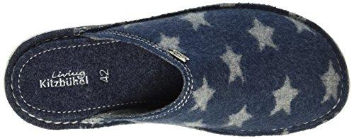 Pantoffel 560 Starwalk Living Erwachsene Unisex Pantoffeln Sterne Kitzbühel Jeans Blau xqw4Bta