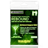 Rebound Transdermal Hangover Patch – Made in USA (30 Patches) – $24.99 – Organic Vegan – Sugar, Latex, Gluten Free For Sale
