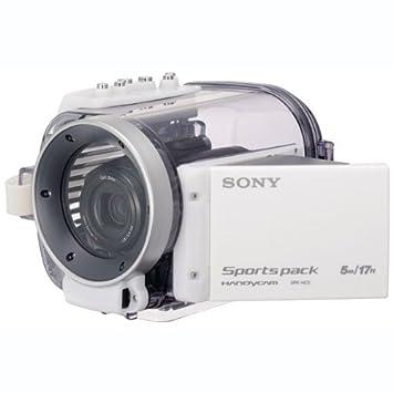 Sony SPKHCE Carcasa submarina para cámara: Amazon.es ...